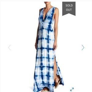 Gypsy05 Maxi TyeDye Dress